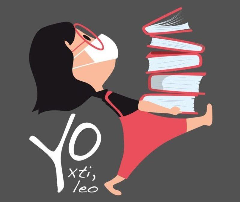 #Yoxtileo. Biblioterapia y animación a la lectura en tiempos de pandemia