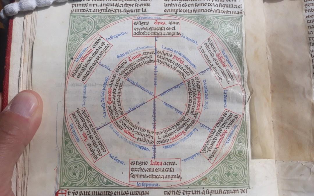 Chag Purim Sameach. El Libro de las Cruzes y la astrología del Toledo de Alfonso X