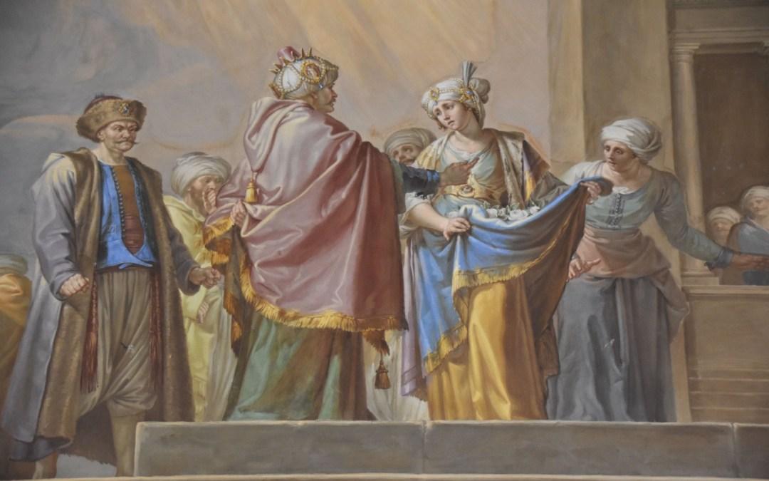 Santa Casilda y Libbi Shtisel (y un poco de Orientalismo en la Catedral de Toledo)