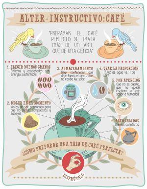 UN CAFÉ PERFECTO