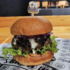 BURGER STACK - CALI, PALMIRA, PEREIRA BLUE MIKE BM 2019