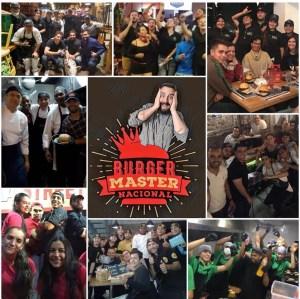 riñas, quejas y peleas burger master
