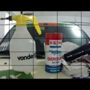 Projeto Piloto DICAS: Remoção de adesivos