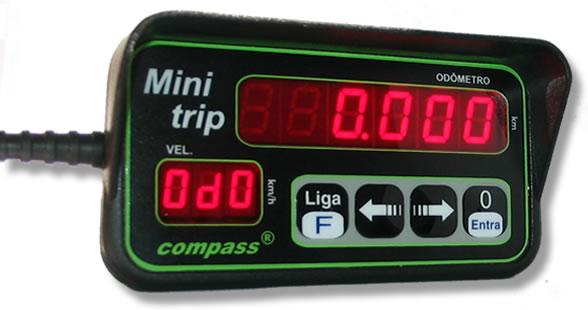 Mini trip Compass