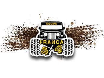 Programação 1ª rally de regularidade Equipe Franca 4×4