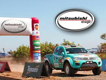 Glauber Fontoura leva o título da temporada na L200 Triton ER da Mitsubishi CUP