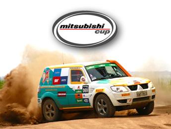 Carros de rali da Mitsubishi Cup farão disputas inéditas na pista do Velo Città