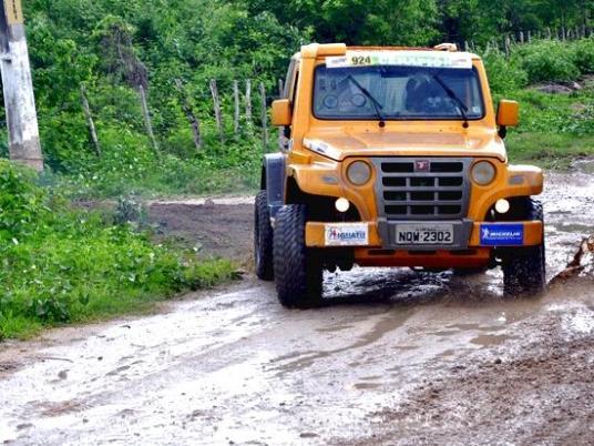 1º DIA - CARROS 4x4 - MARANGUAPE(CE) / QUIXADÁ(CE) Créditos: Angelo Savastano