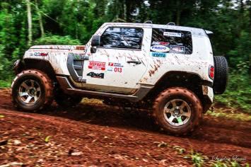 A etapa de abertura do Rally Paraná 2016 será no próximo sábado (27) (Sandra Zama/Divulgação)