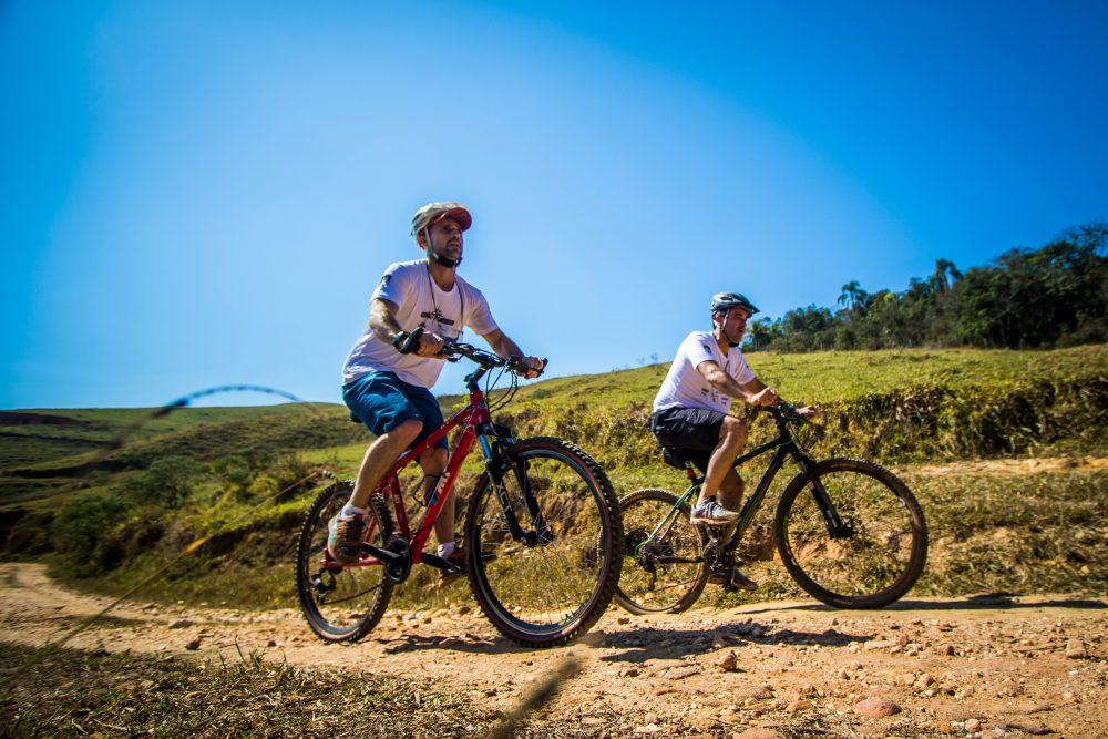 Provas de aventura e muitos desafios Crédito: Cadu Rolim / Mitsubishi