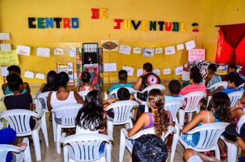 No total, 110 crianças e adolescentes serão beneficiados (Lucas Carvalho - Photo Action )