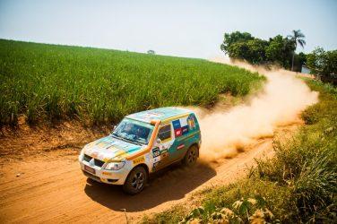 Duplas de todo o Brasil se reúnem para o rali Crédito: Adriano Carrapato / Mitsubishi