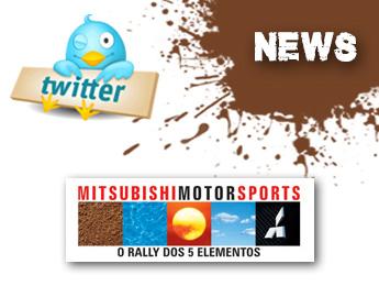 Acompanhe aqui os rallys Mitsubishi que acontecem dia 9/04