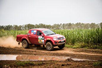 Primeira etapa terá 3 provas de aproximadamente 29 km Crédito: Adriano Carrapato / Mitsubishi