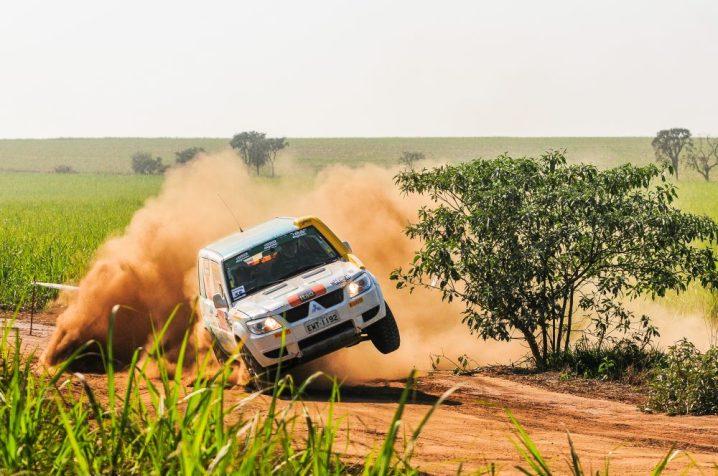 Equipe Macedo's Rally Team participará em família da Mitsubishi Cup 2016 (Foto: Cadu Rolim)