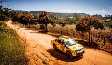 Prova será realizada na cidade de Gravatá (PE) Crédito: Adriano Carrapato / Mitsubishi