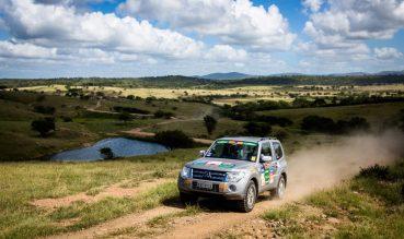 Prova foi marcada por belas paisagens em meio a serra pernambucana Crédito: Tom Papp / Mitsubishi