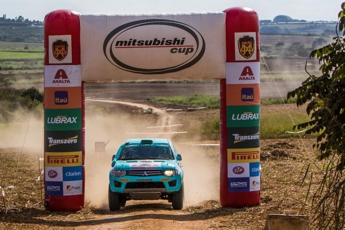 Mitsubishi Cup faz etapa dupla em Jaguariúna: provas sábado e domingo Crédito: Cadu Rolim/Mitsubishi
