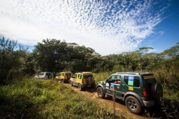 Muitos desafios e diversão à bordo dos veículos Suzuki – Tom Papp