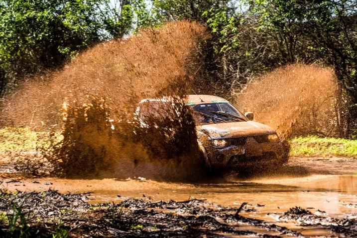 Curitiba (PR) recebe provas do Mitsubishi Motorsports Crédito: Ricardo Leizer / Mitsubishi