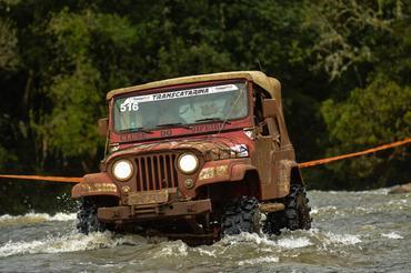 Em 2016, a chegada do Rally Transcatarina será em Itajaí, SC (Ney Evangelista/DFOTOS)