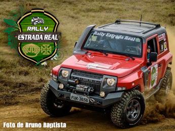 3º dia do Rally Estrada Real