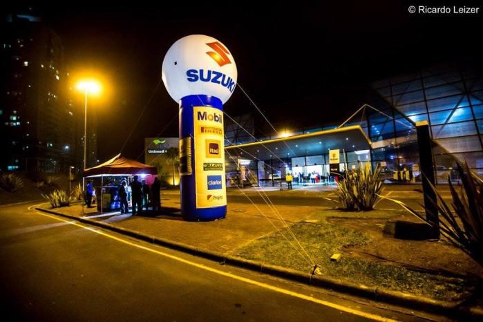 Foto: Fotovelocidade / Suzuki