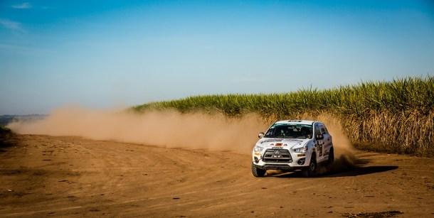 Competição fará etapa em Mogi Guaçu (SP) Crédito: Ricardo Leizer/Mitsubishi