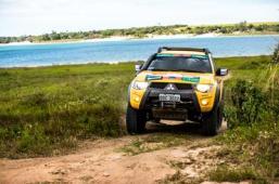 Prova é uma das mais tradicionais da temporada Nordeste Crédito: Ricardo Leizer / Mitsubishi