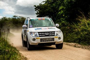 Categorias Graduados e Turismo percorrerão 200 km Crédito: Ricardo Leizer / Mitsubishi