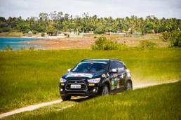 Prova passará por belas paisagens na região de Fortaleza Crédito: Adriano Carrapato / Mitsubishi
