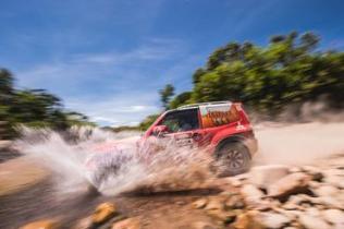 A equipe Niterói Rally Team esteve inscrita na categoria Graduados/Regularidade (Victor Eleutério/Fotop)