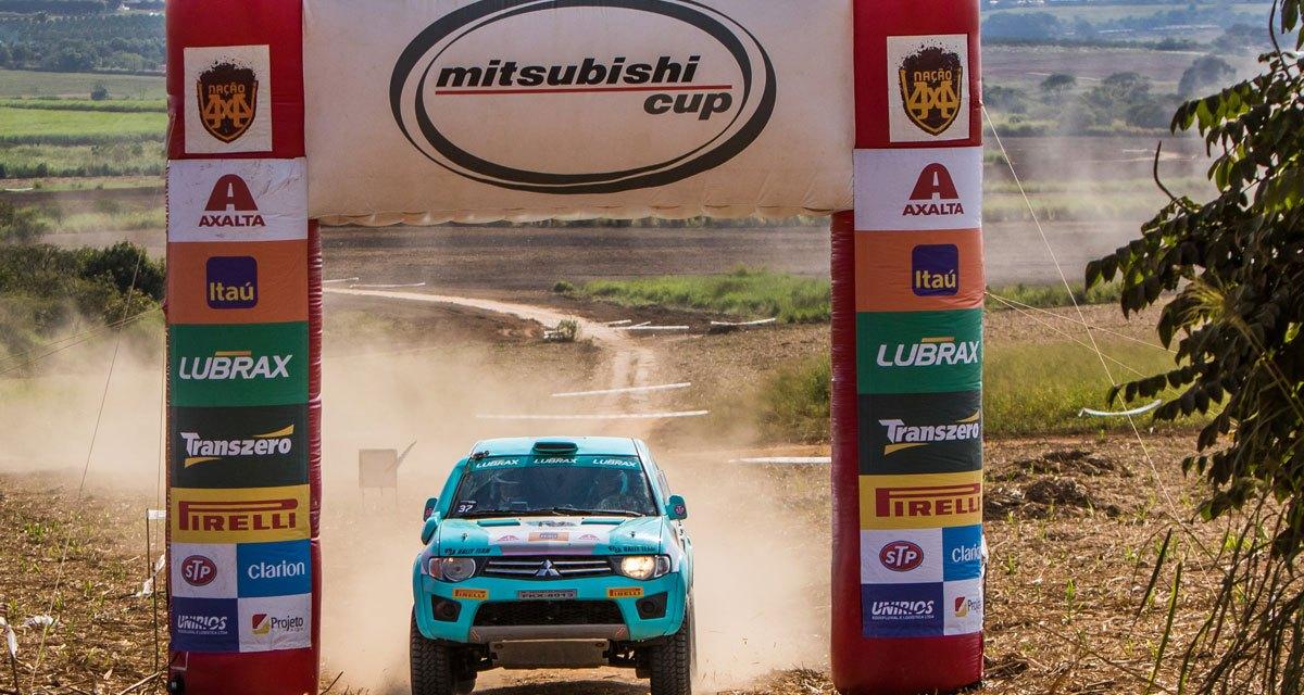 Indaiatuba (SP) recebe etapa dupla da Mitsubishi Cup nos dias 8 e 9 de outubro