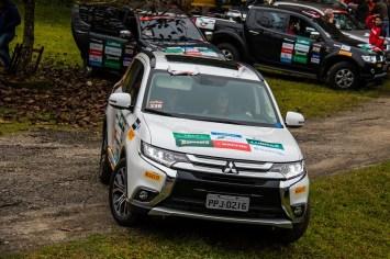 Podem participar do Mitsubishi Outdoor ASX, Outlander, Pajero e L200 versões 4x4. Foto: Cadu Rolim/Fotovelocidade