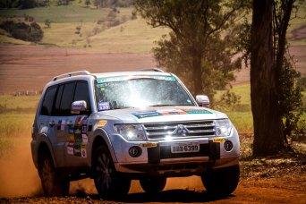 Categoria Graduados e Turismo percorreram 200 km - Adriano Carrapato / Mitsubishi