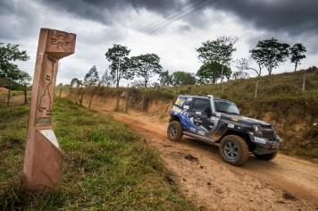 Oliveira e Bonsucesso ficaram em segundo lugar pela categoria Turismo (Doni Castilho/DFOTOS)