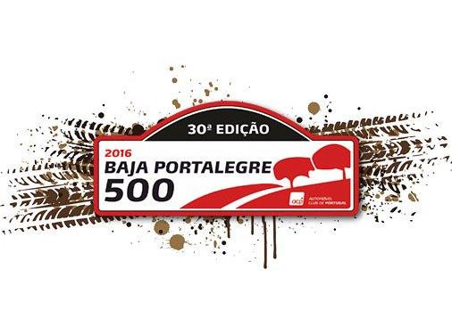 Resultado final do primeiro dia do Baja Portalegre 500