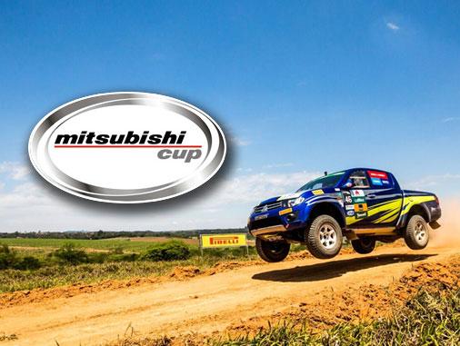 Fim de semana de velocidade e muita adrenalina na Mitsubishi Cup
