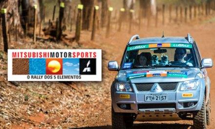 Com piso escorregadio e muito calor, Ribeirão Preto (SP) foi palco do Mitsubishi Motorsports