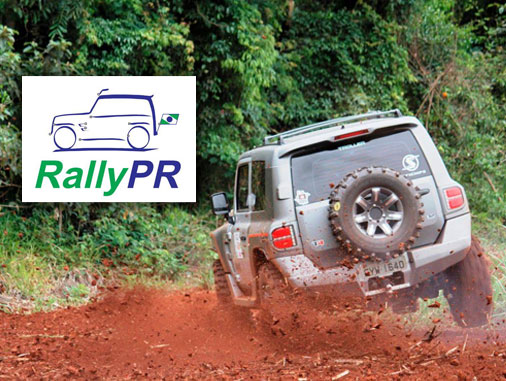 5ª Etapa do Rally Paraná foi desafiadora, lisa, rápida e embola o campeonato paranaense