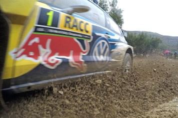 Sébastien Ogier (F), Julien Ingrassia (F) Volkswagen Polo R WRC (2016) WRC Rally Catalunya 2016 Photo: Daniel Roeseler