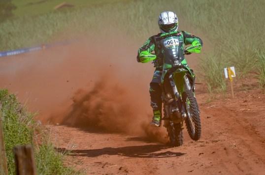 Ramon Sacilotti garantiu a primeira colocação nas motos (Lucas Carvalho/Photo Action)