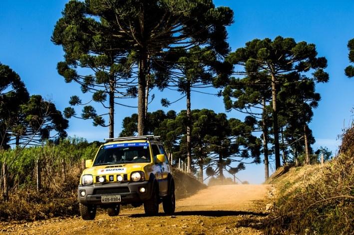 Suzuki Off-Road chega a Itapeva (MG) no dia 19 de novembro. Foto: Ricardo Leizer / Mitsubishi