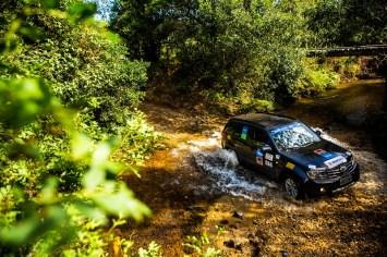Prova passará por belas paisagens do Sul de Minas Gerais. Foto: Ricardo Leizer / Mitsubishi