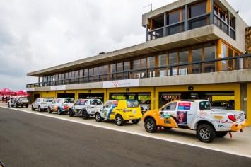 Autódromo Velo Città foi o ponto de apoio do rali Mitsubishi Cup. Foto: Cadu Rolim/Mitsubishi