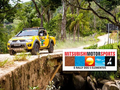 Aventura off-road nas alturas marca final do Mitsubishi Motorsports em Campos do Jordão (SP)