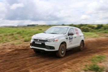 Modelo foi o primeiro na categoria Production do Rally dos Amigos. Foto: Andre Chaco / Fotop