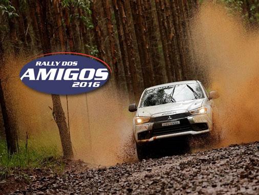 ASX RS estreia com vitória no Campeonato Brasileiro de Rally Cross-Country