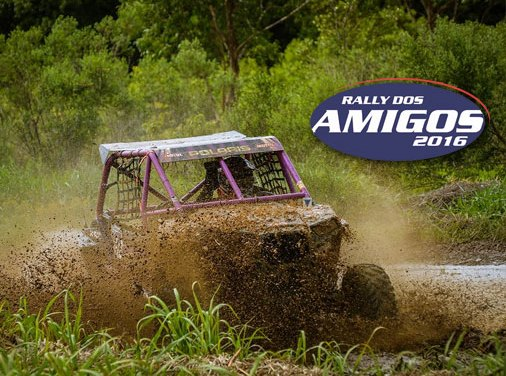 Após disputa do Rally dos Amigos, Helena Deyama festeja o bicampeonato na categoria UTV