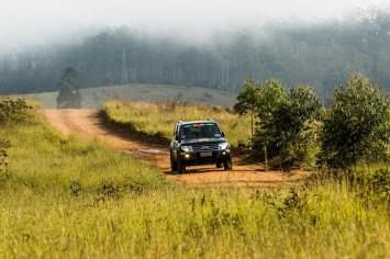 Temporada começa em março, em Minas Gerais. Foto: Ricardo Leizer/Mitsubishi